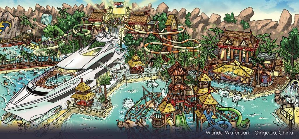 Qingdao Waterpark KCC Entertainments