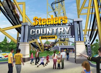 JRA Steel Curtain Kennywood