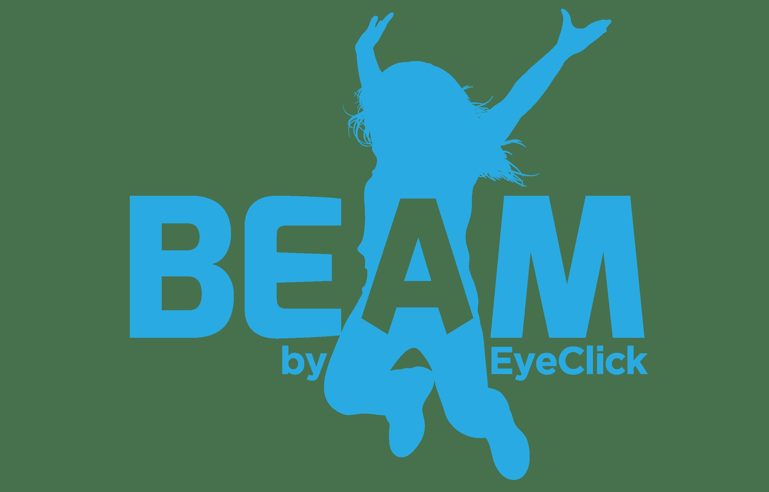 BEAM logo eyeclick