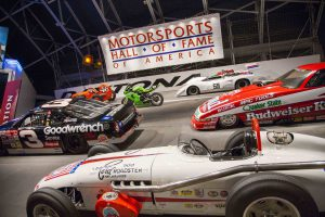 Jack Rouse Associates Exhibit Motorsports Hall of Fame of America