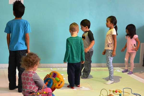 EyePlay Children Playing