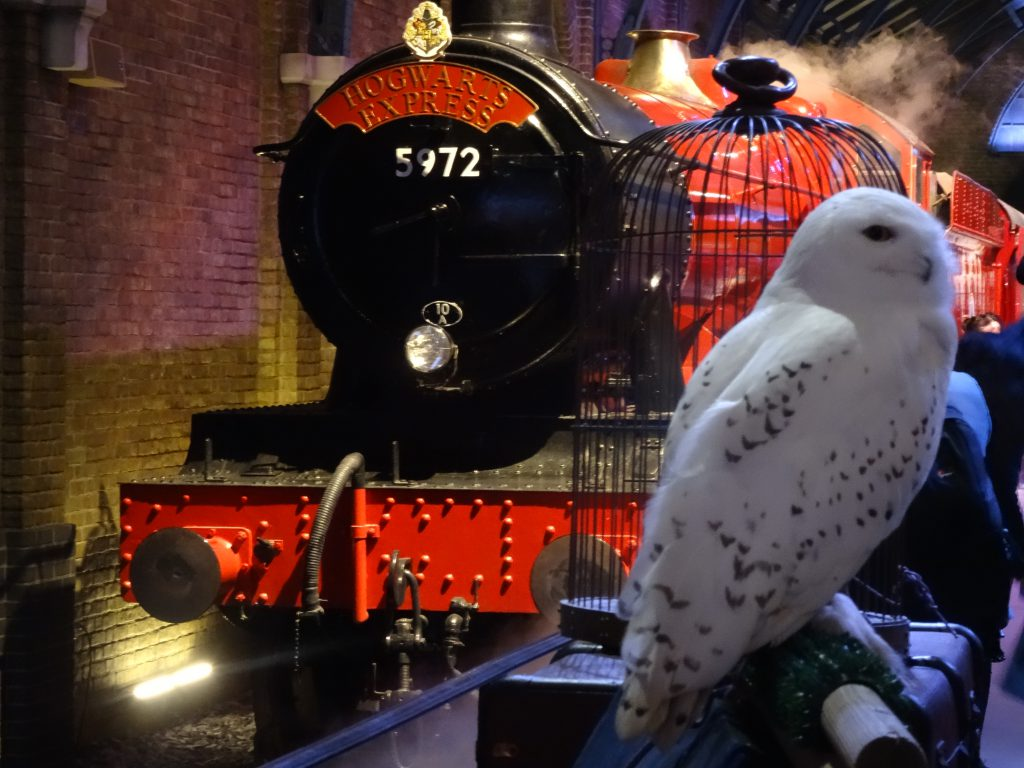 Hogwarts Express Warner Bros Harry Potter Studio Tour
