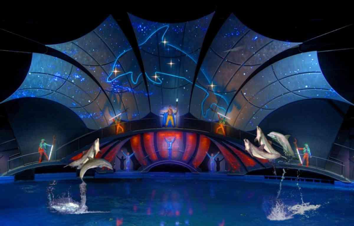 PGAV Dolphin Tales Georgia Aquarium