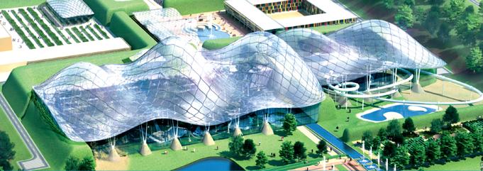nirah freshwater project concept art