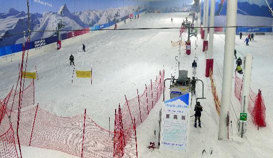 Snow centre Hemel Hempsted