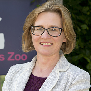 Twycross Zoo CEO Sharon Redrobe Named Inspirational Woman of the Year