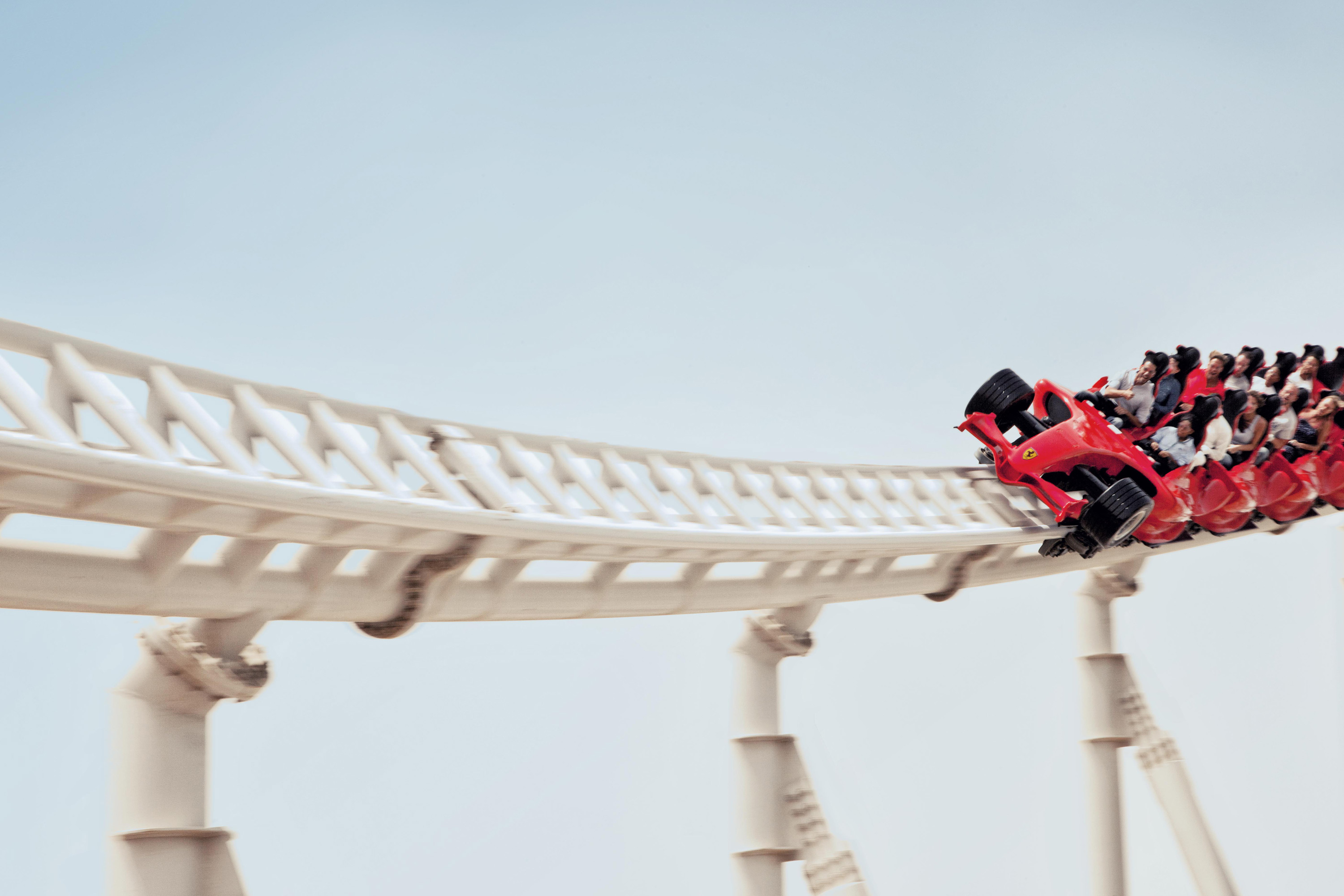 Ferrari World Abu Dhabi launches Coaster Lab edutainment programme
