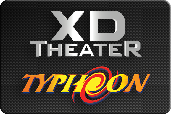 XDTheater and Typhoon brochure