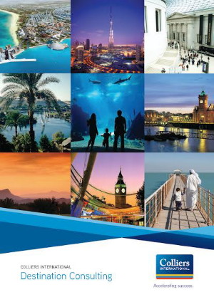 Colliers' Destination Consulting Brochure