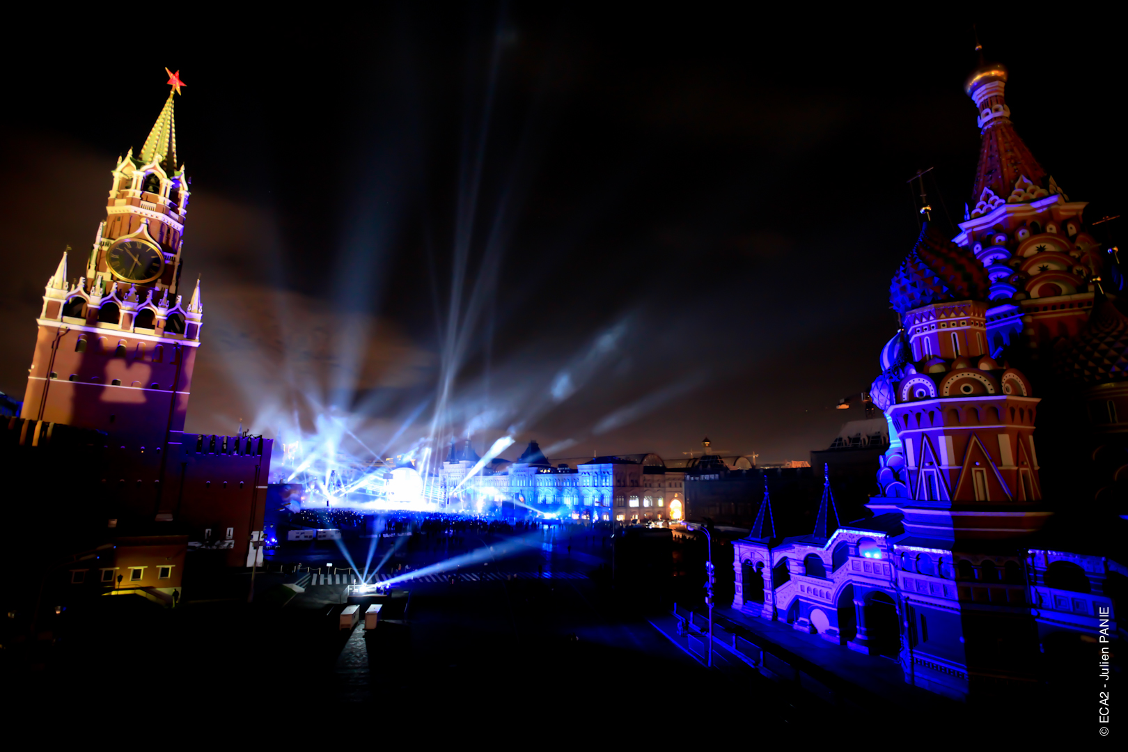 Festival of Light in Moscow: what was the event in 2017 26