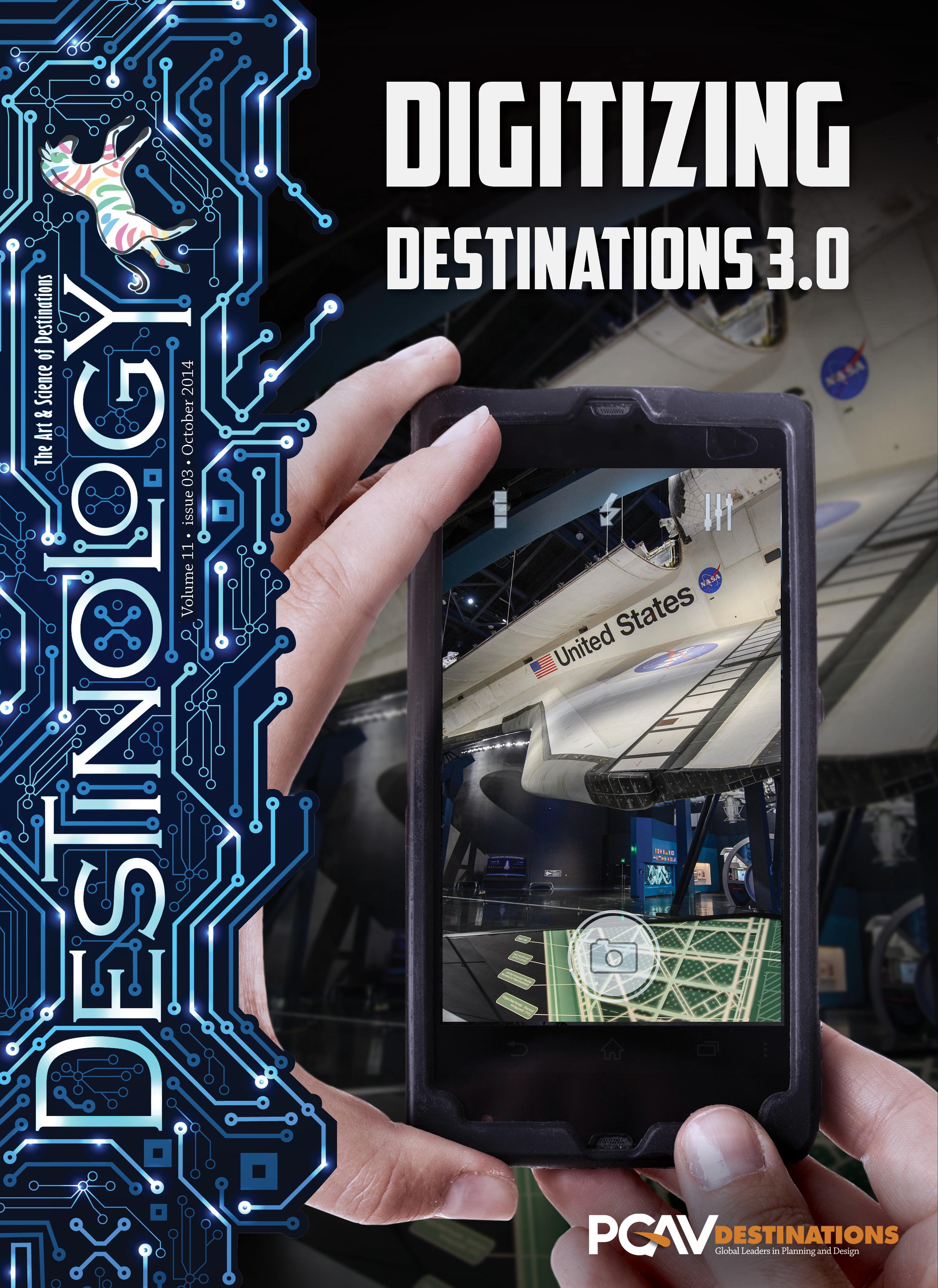 Destinology: Digitizing Destinations 3.0