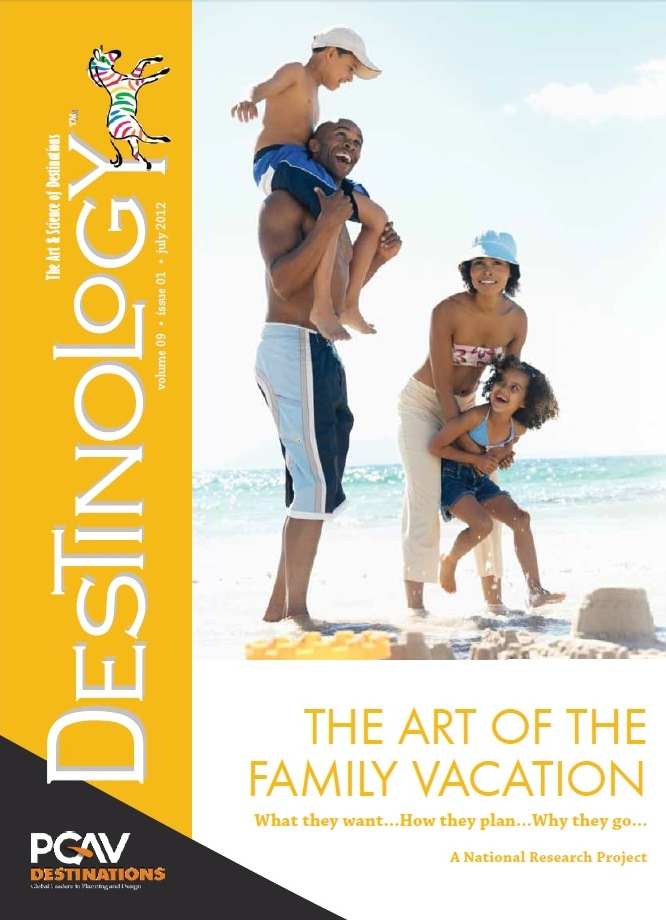 Destinology: The Art of the Family Vacation