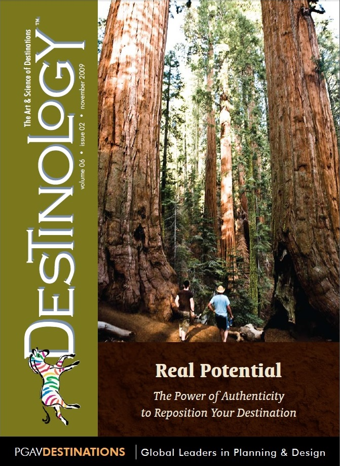 Destinology: Real Potential