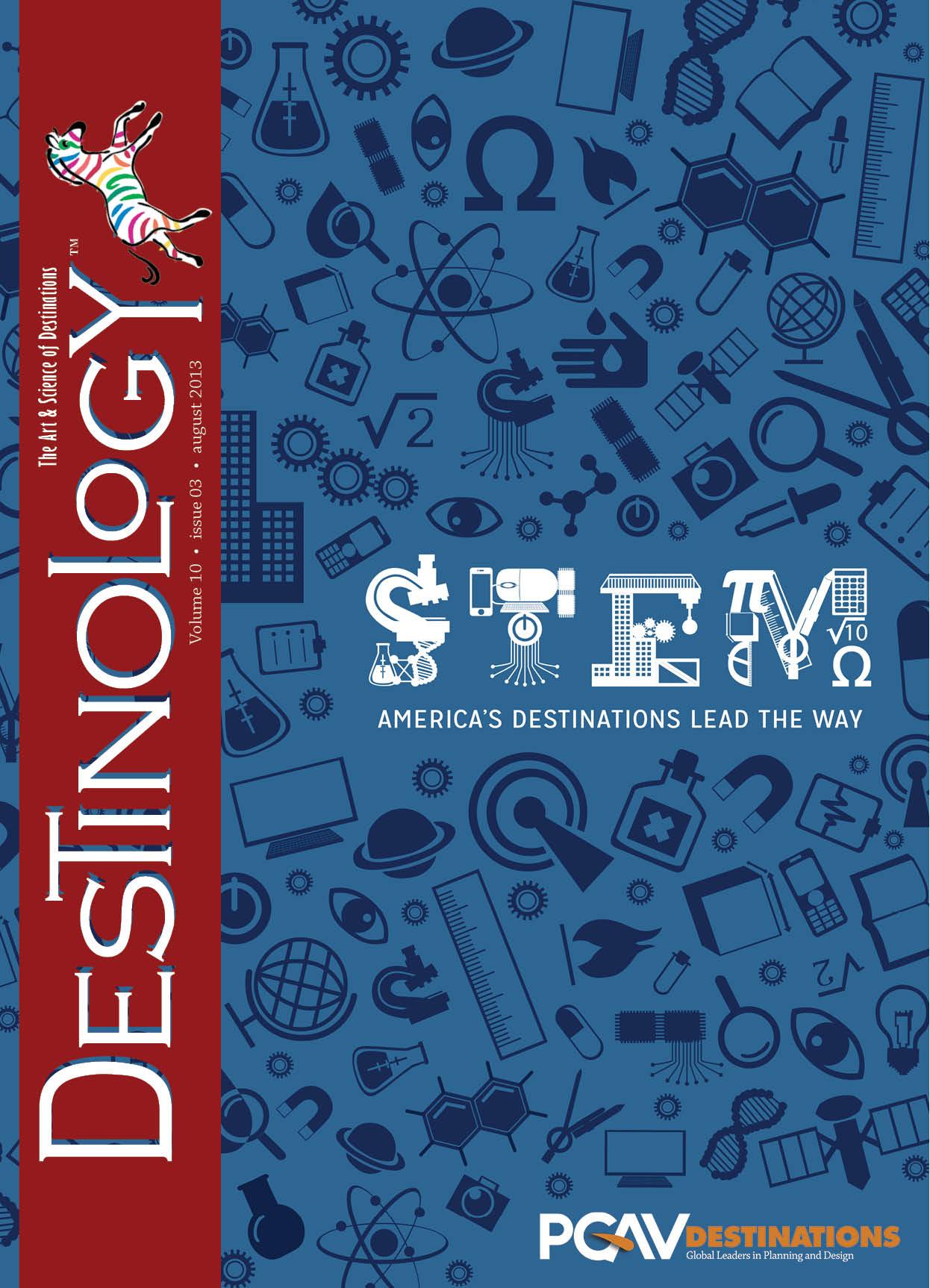 Destinology: STEM: America's Destinations...