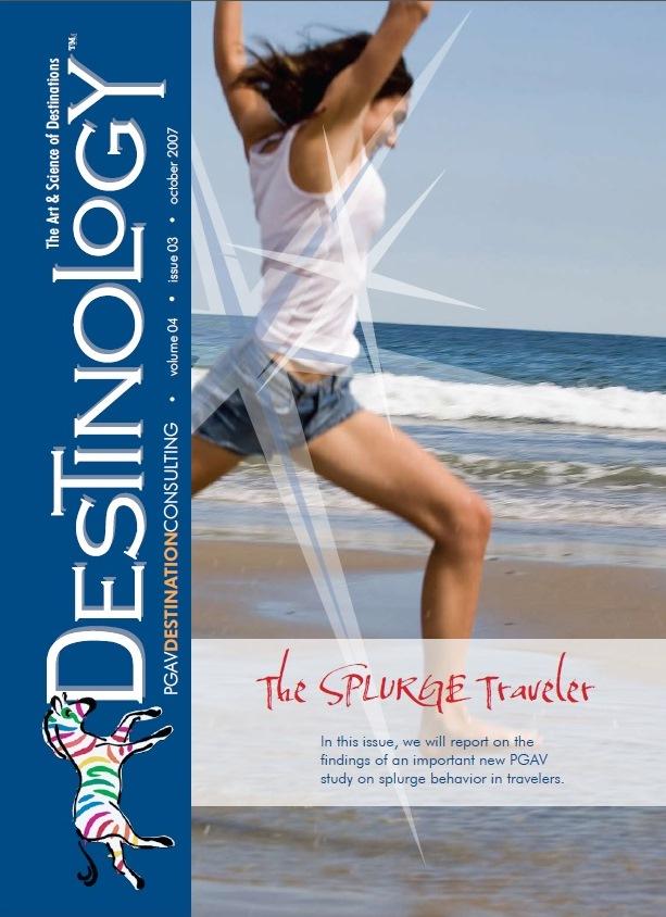 Destinology: The Splurge Traveler