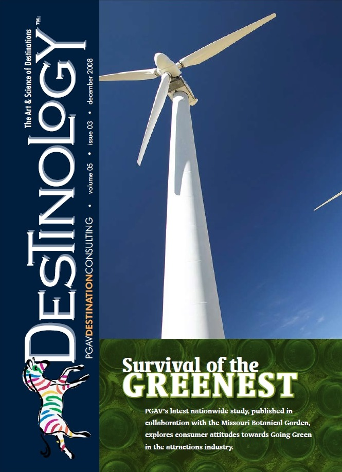 Destinology: Survival of the Greenest