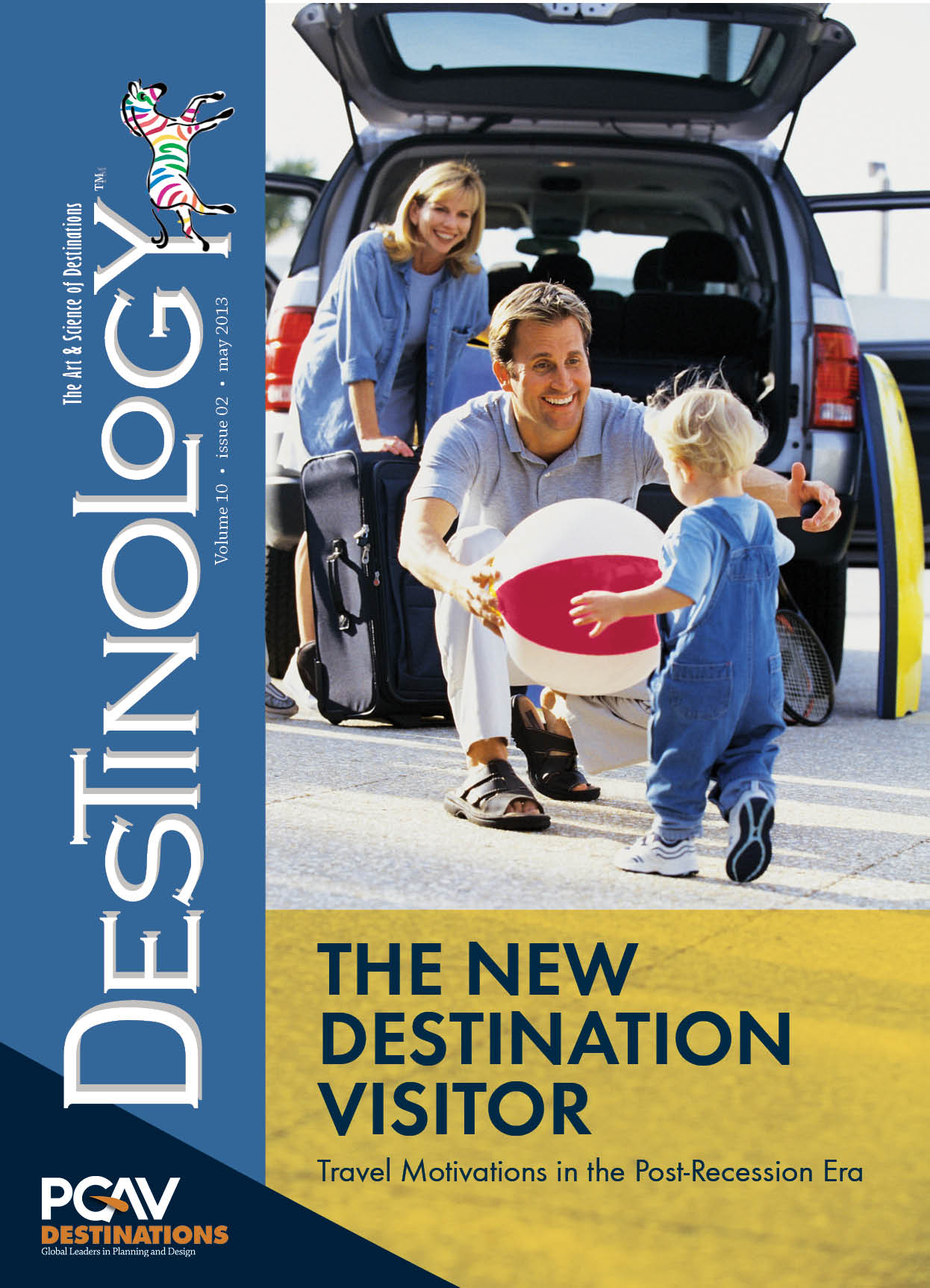 Destinology: The New Destination Visitor