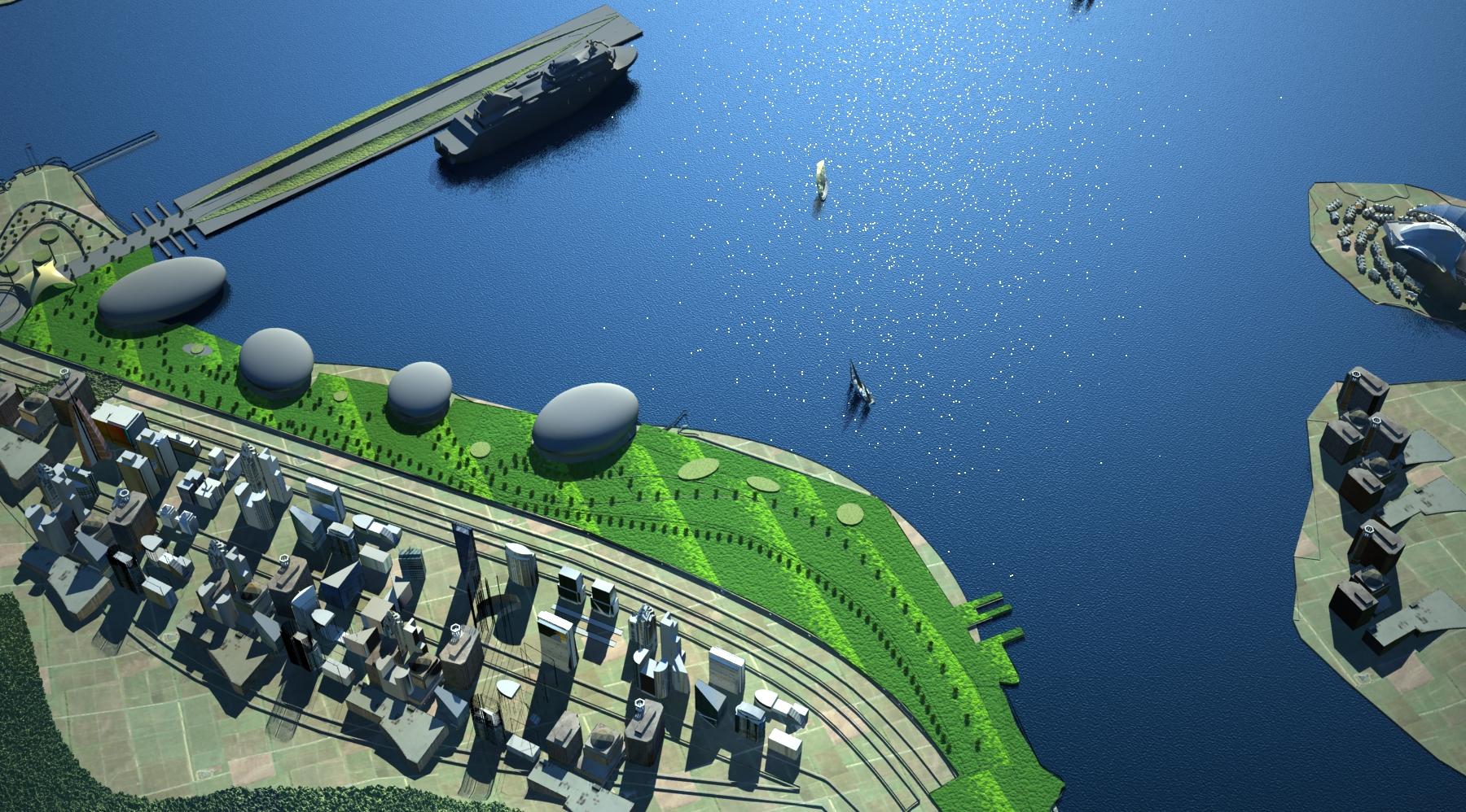 Cobblestone Bay Resort Ray Hole Architects