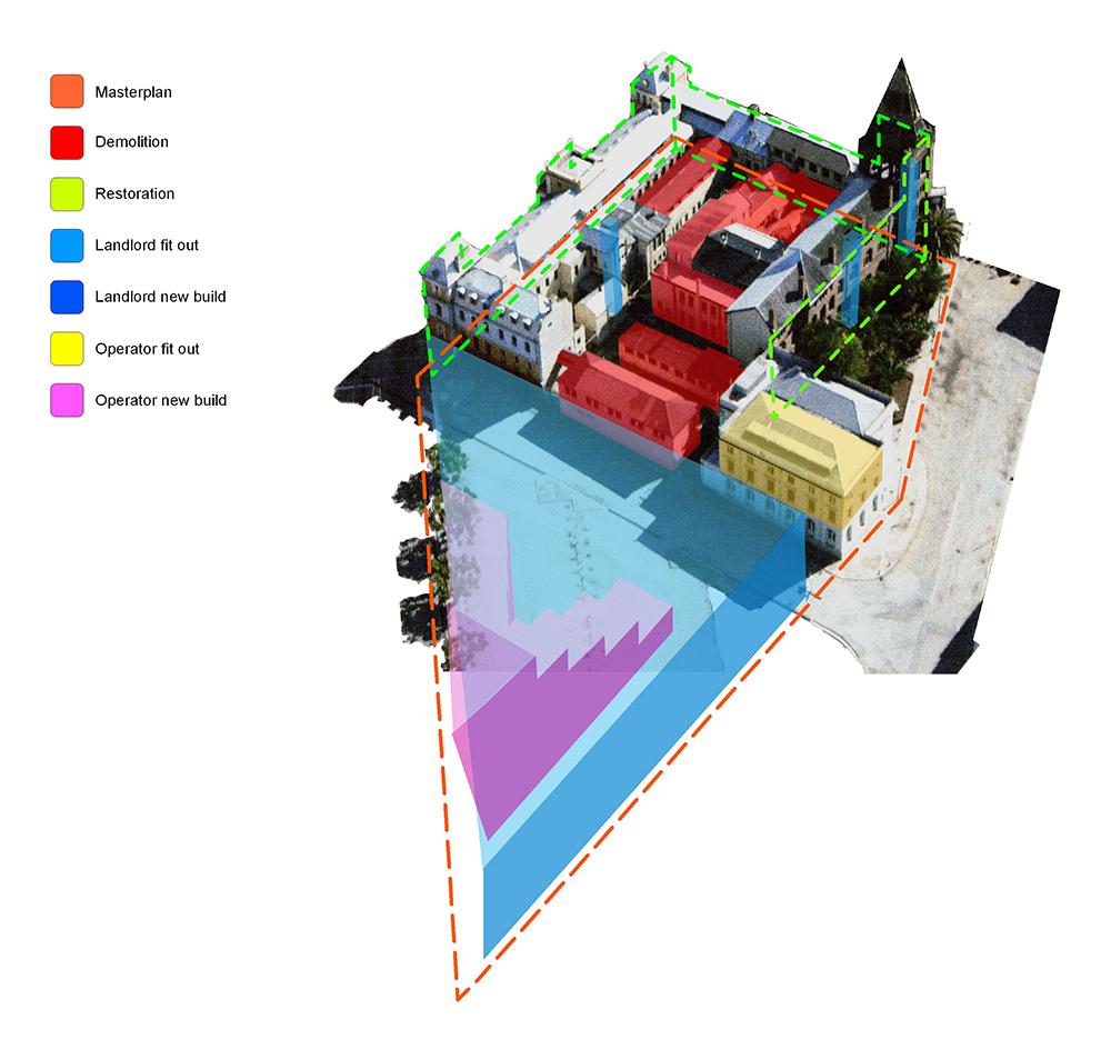 Port Elizabeth Master Plan Ray Hole Architects