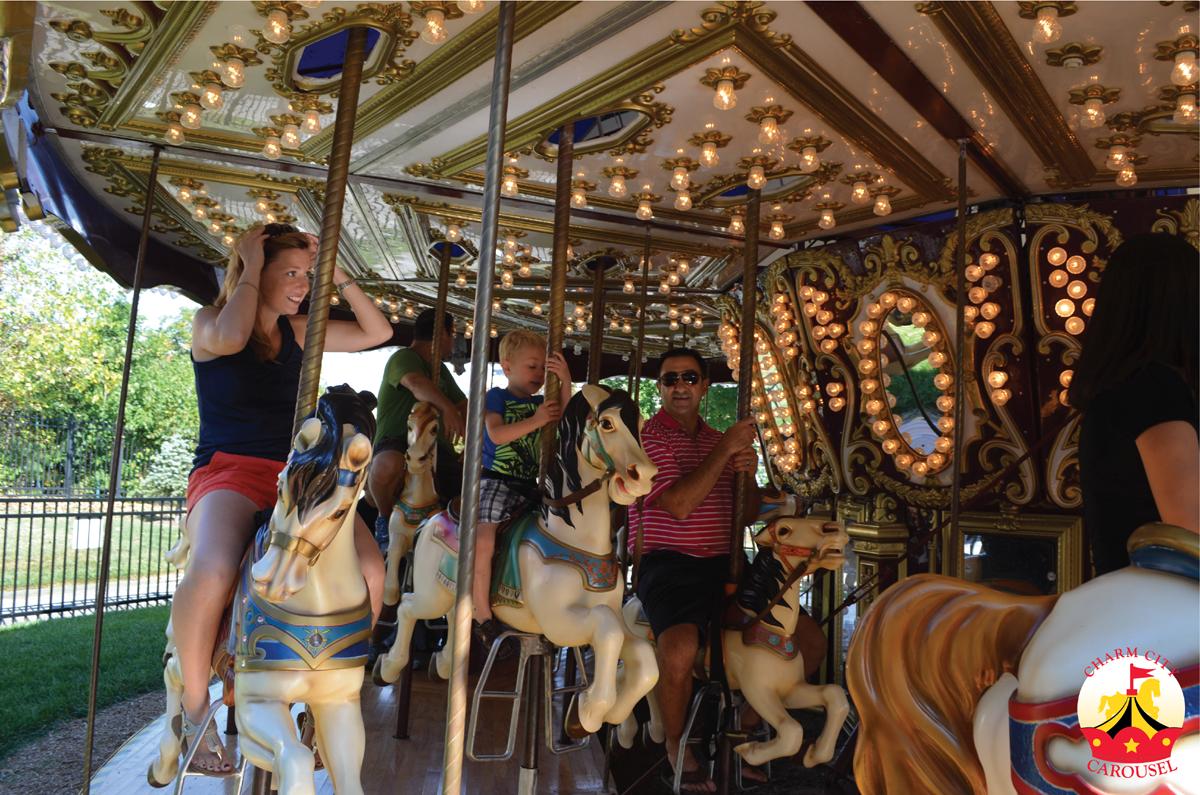 Charm City Carousel Ride Entertainments
