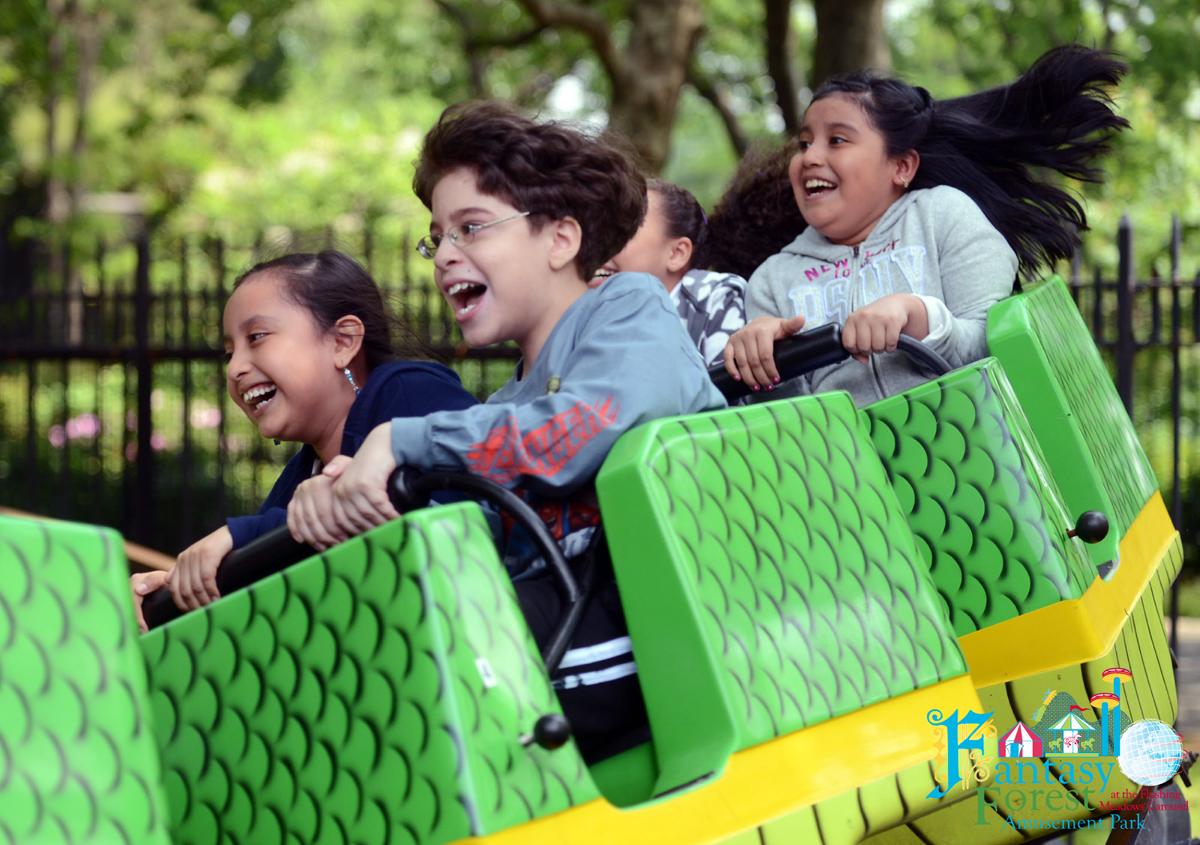 Corona Corbra Coaster Ride Entertainment