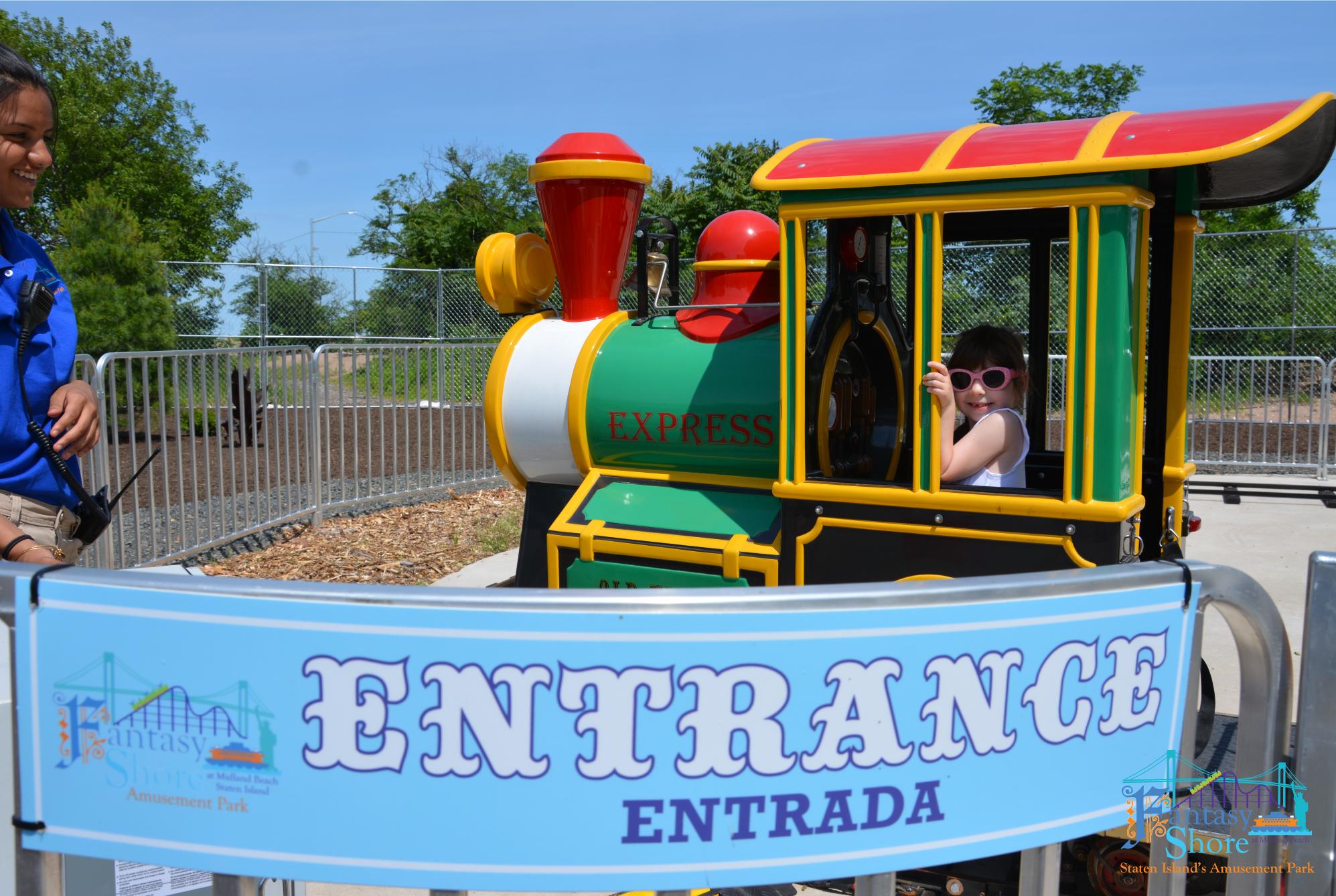 Staten Island Railroad Ride Entertainments