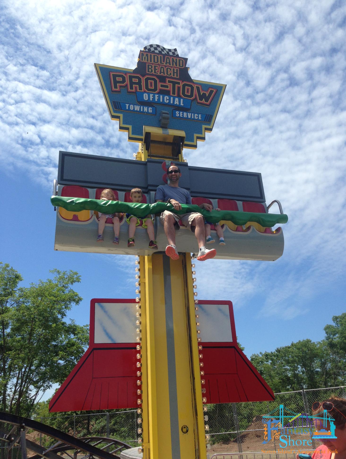 The Midland Beach Pro Tow Ride Entertainments