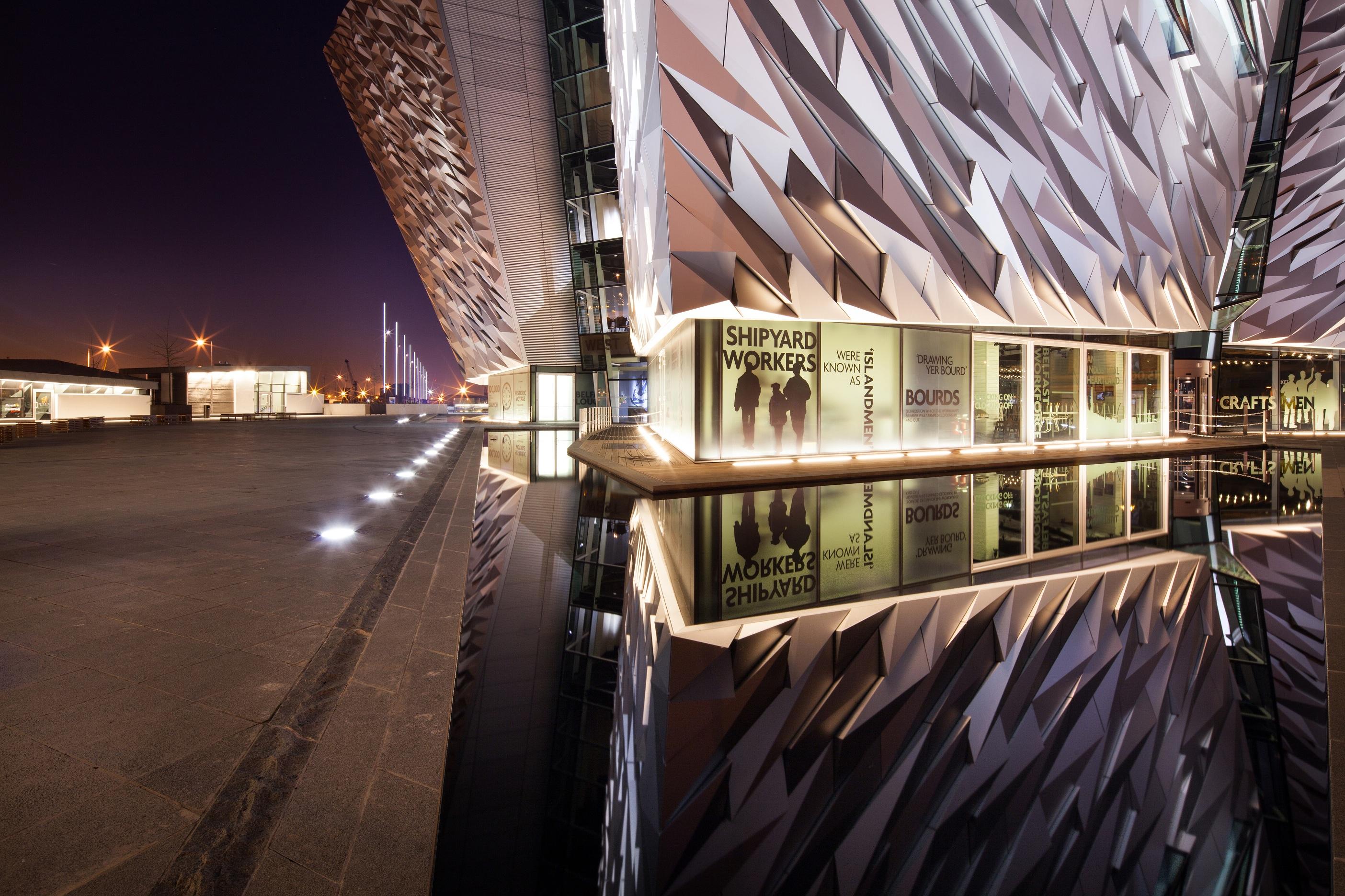 Titanic Belfast Kay Elliott