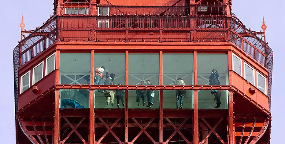 Blackpool Tower Kay Eliott