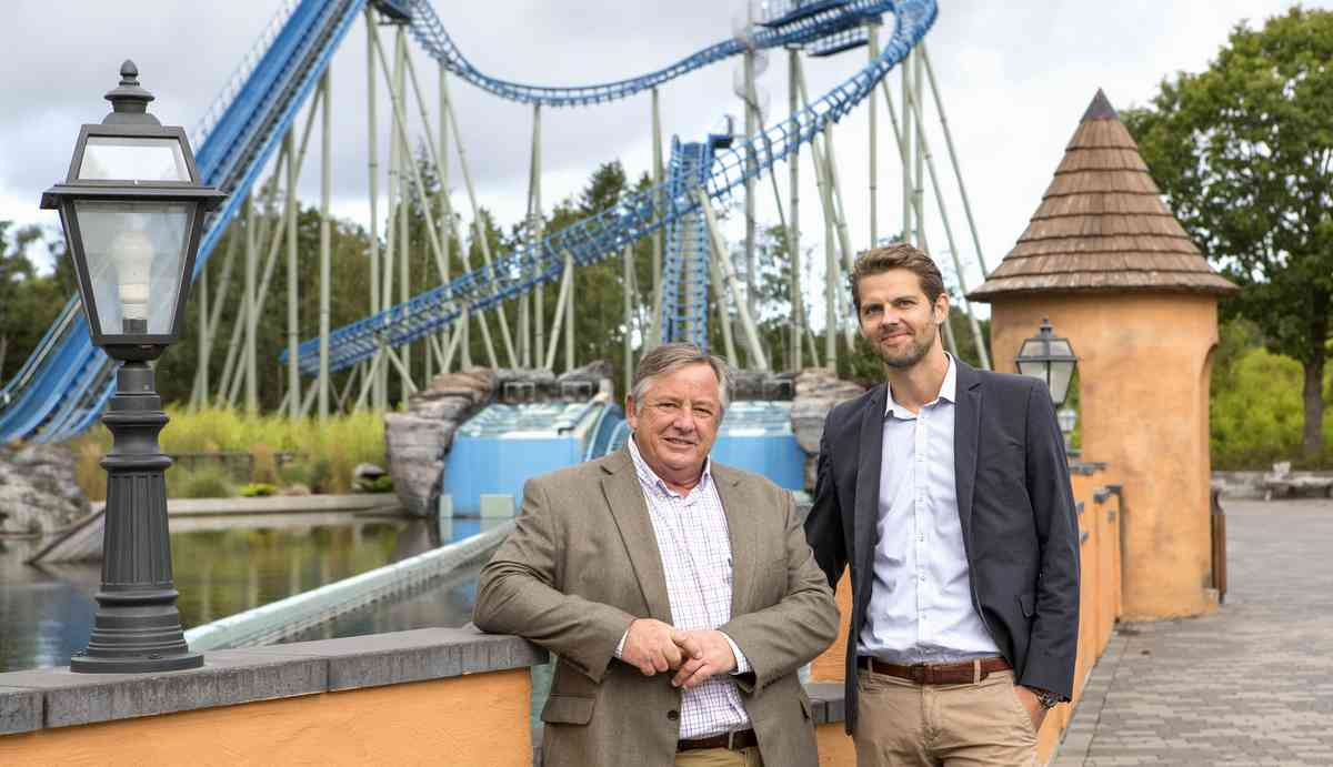 Mobaro's David Bromilow named Chairman of IAAPA EMEA Safety Committee