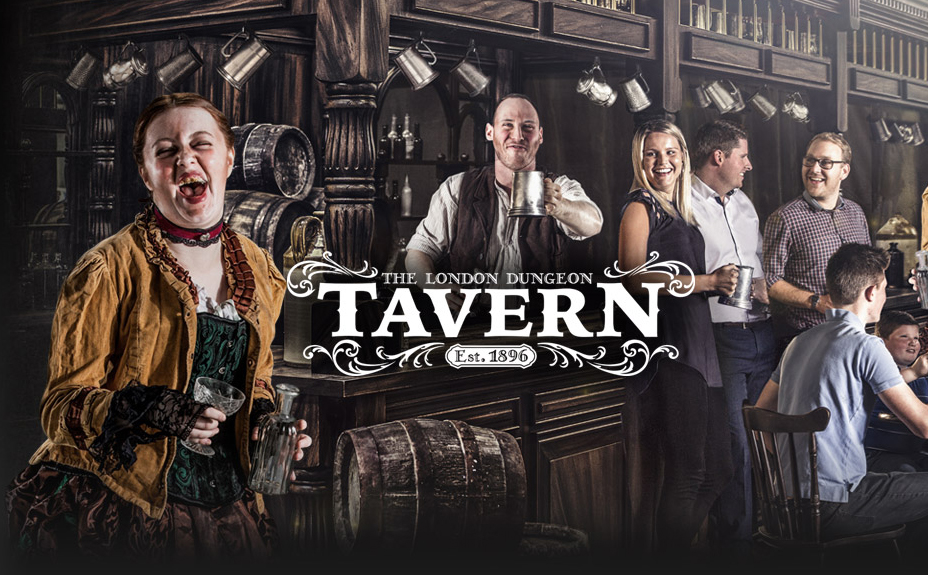 Tavern London Dungeons