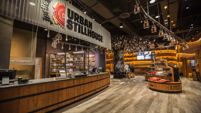 JRA Brand Attraction Jim Beam Urban Stillhouse