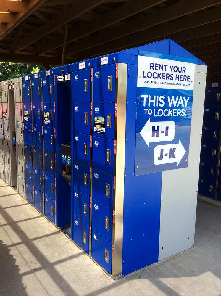 The Locker Network Helix Leisure