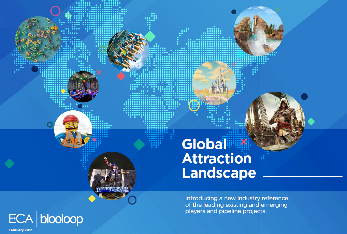 ECA blooloop Global Attraction Landscape Report