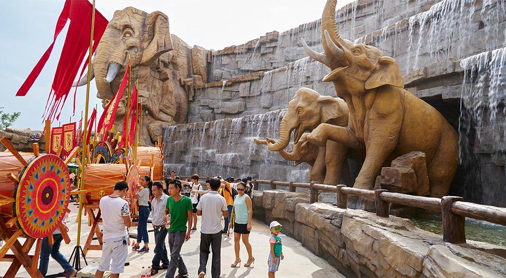 Wanda Xishuangbanna International Resort Forrec
