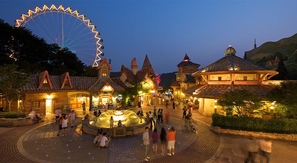 Everland Theme Park Forrec
