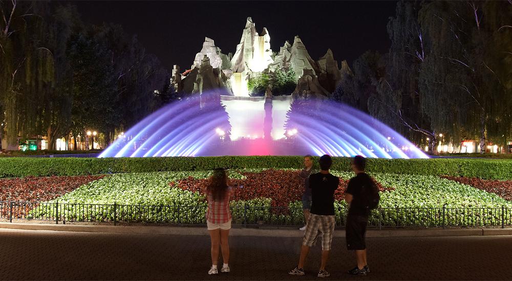 Canada's Wonderland Forrec