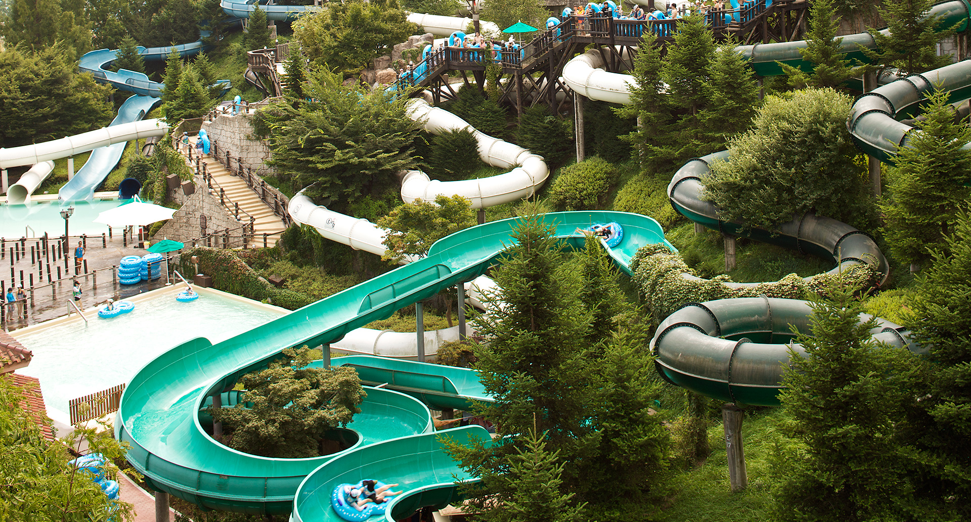 Caribbean Bay Everland Resort Forrec
