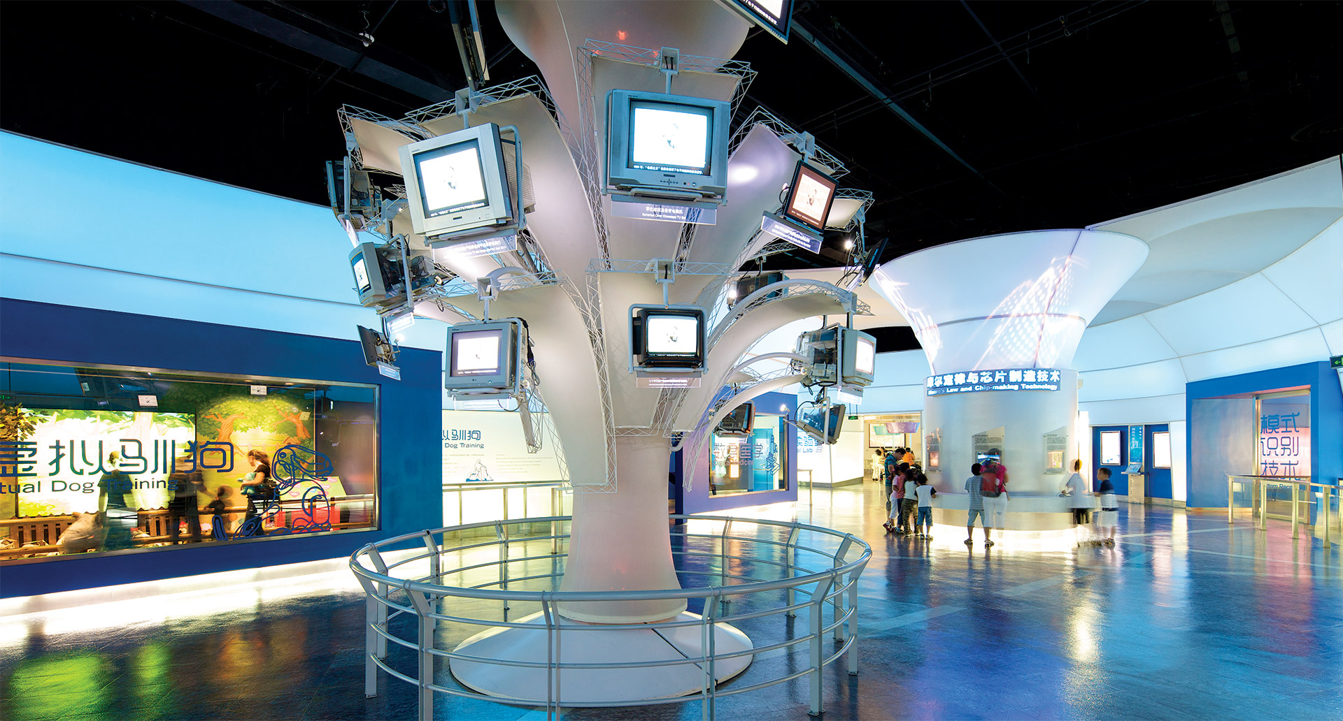 Shanghai Science and Technology Museum Forrec