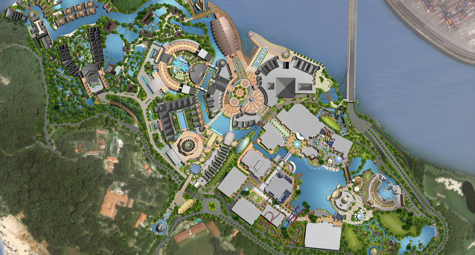Resorts World at Sentosa Forrec