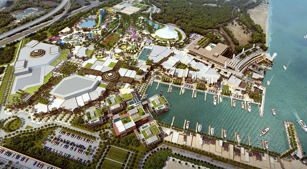 Dubai Wonderland Forrec
