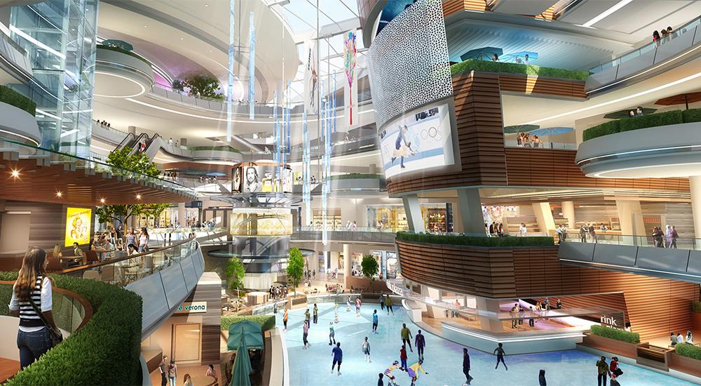 Azerbaijan Dream Land Plaza Forrec