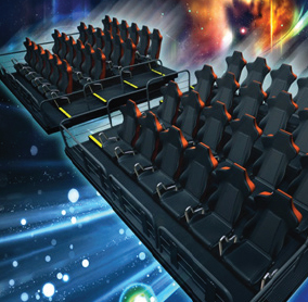 Vekoma 4D Motion Theatre for Sale