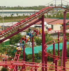 Vekoma Family Coaster 335 for Sale