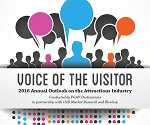 Voice of the Visitor: 2016 Annual Outlook on the...