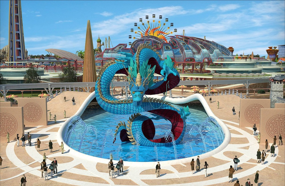 theme park in china Dynamic attractions, the world's leader in creating the most innovative and unique ride systems on the planet, is jumping head first into an exclusive theme park project in china space park will not only feature attractions built and designed by dynamic, but they will also co-own the park, which.