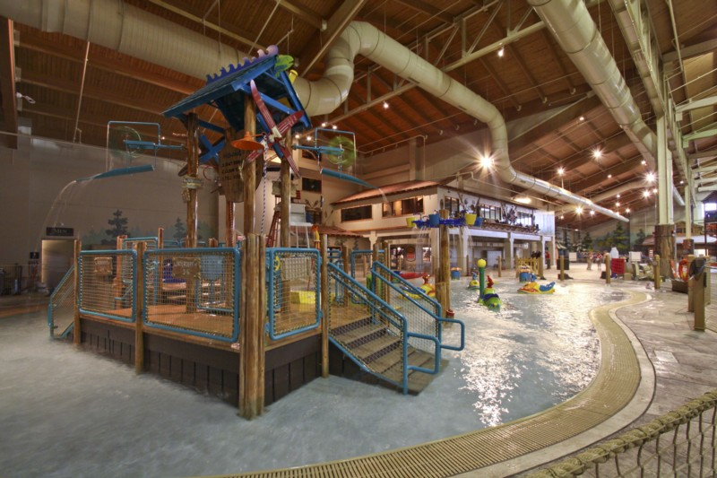 Great Wolf Resorts planning first UK indoor water park