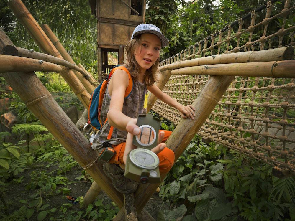 girl at wildlands adventure zoo emmen