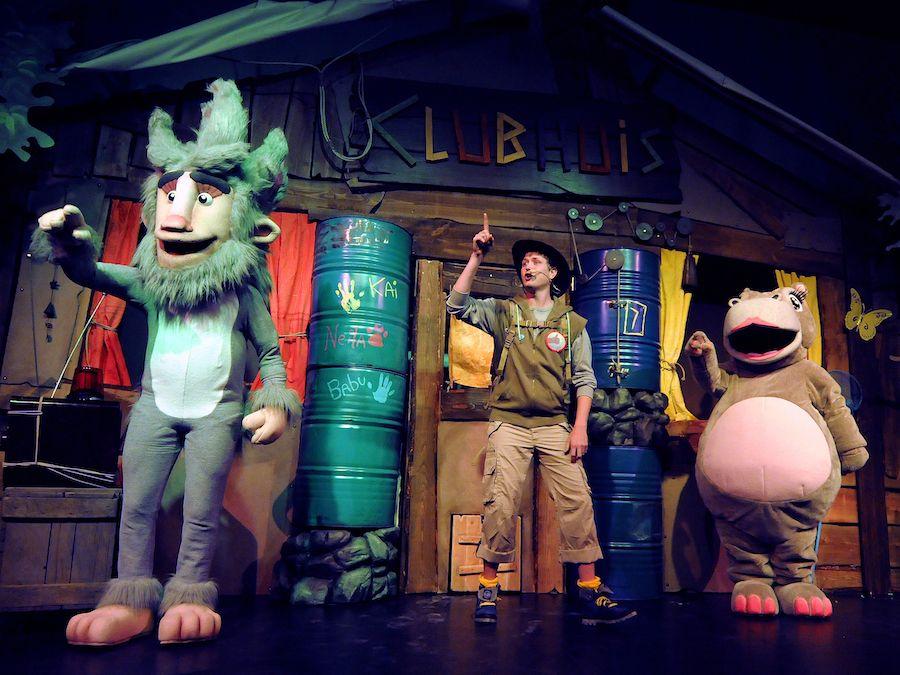 live entertainment at wildlands adventure zoo emmen