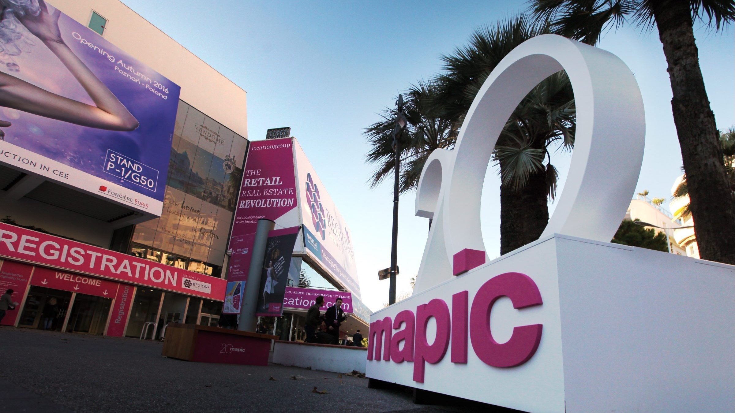 mapic exhibition and conference
